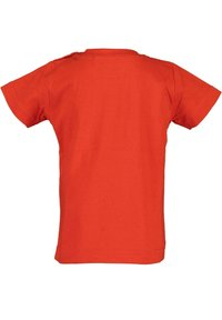Blue Seven - BASICS - Print T-shirt - yellow - 4