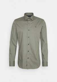 G-Star - DRESSED SUPER SLIM SHIRT L\S - Shirt - orphus - 0
