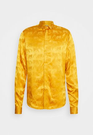 LEO SHIRT - Skjorta - mustard
