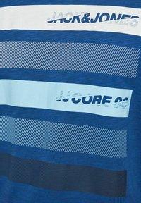 Jack & Jones - Print T-shirt - galaxy blue - 6