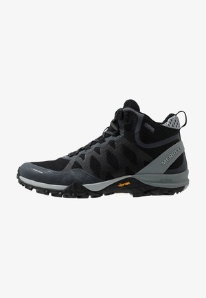 SIREN 3 MID GTX - Hiking shoes - black