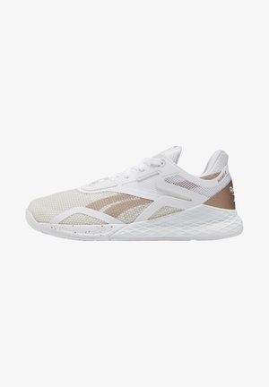 REEBOK NANO X SHOES - Trainers - white