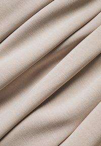 Object Tall - OBJWILMA SINGLET DRESS - Maxi dress - silver gray - 2