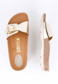 Genuins - Mules - gold - 2