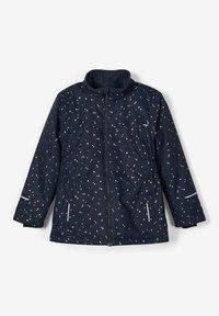 Name it - SNOW - Winter jacket - dark sapphire - 2
