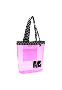 Vans - WM HIGH KEY TOTE - Tote bag - orchid - 3