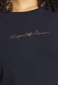Emporio Armani - NIGHT DRESS - Nightie - marine - 5