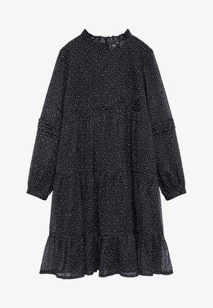 VEST - Day dress - schwarz