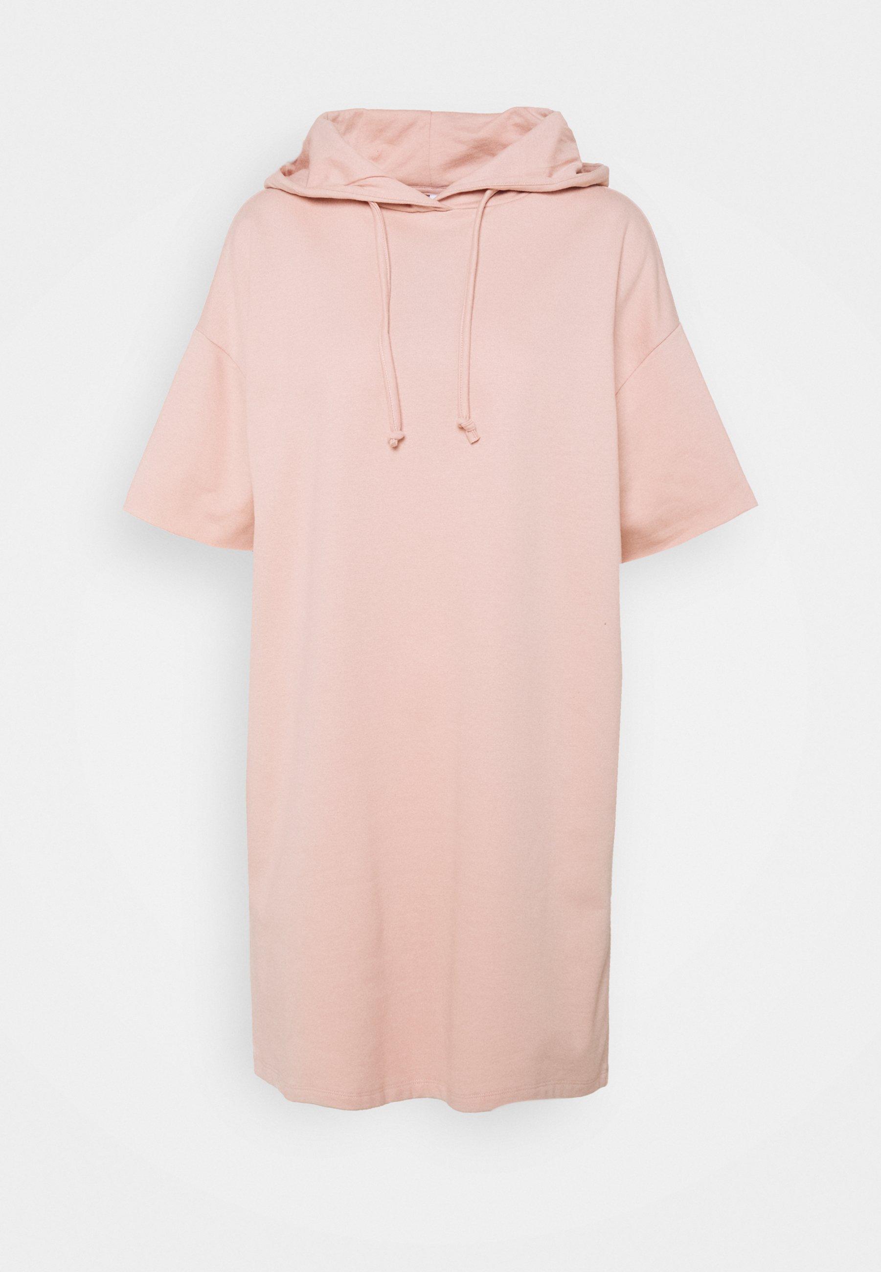 Women ONLDREAMER HOOD DRESS - Day dress