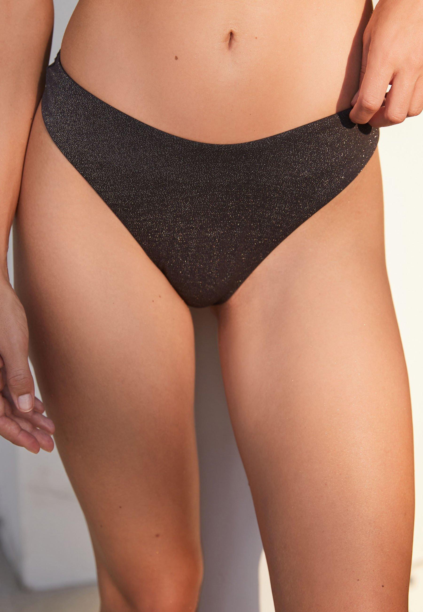 Donna SHIMMER V LEG - Bikini pezzo sotto