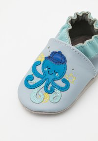 Robeez - A LOT OF ARMS - First shoes - bleu clair - 5