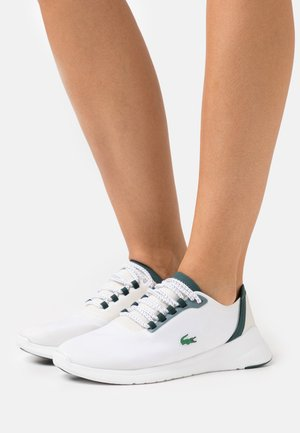 LT FIT  - Baskets basses - white/dark green
