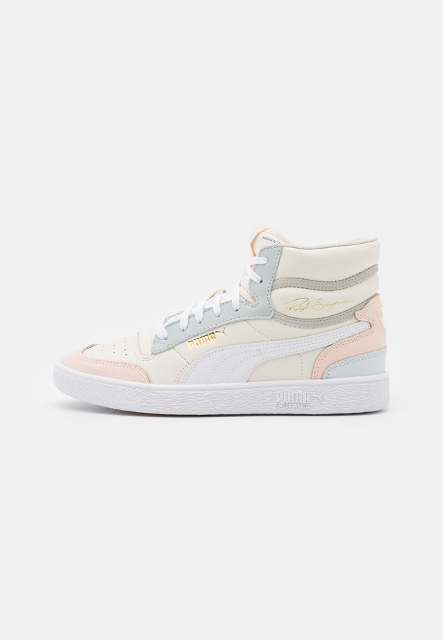 RALPH SAMPSON MID  - Sneakers alte - marshmallow/white/cloud pink