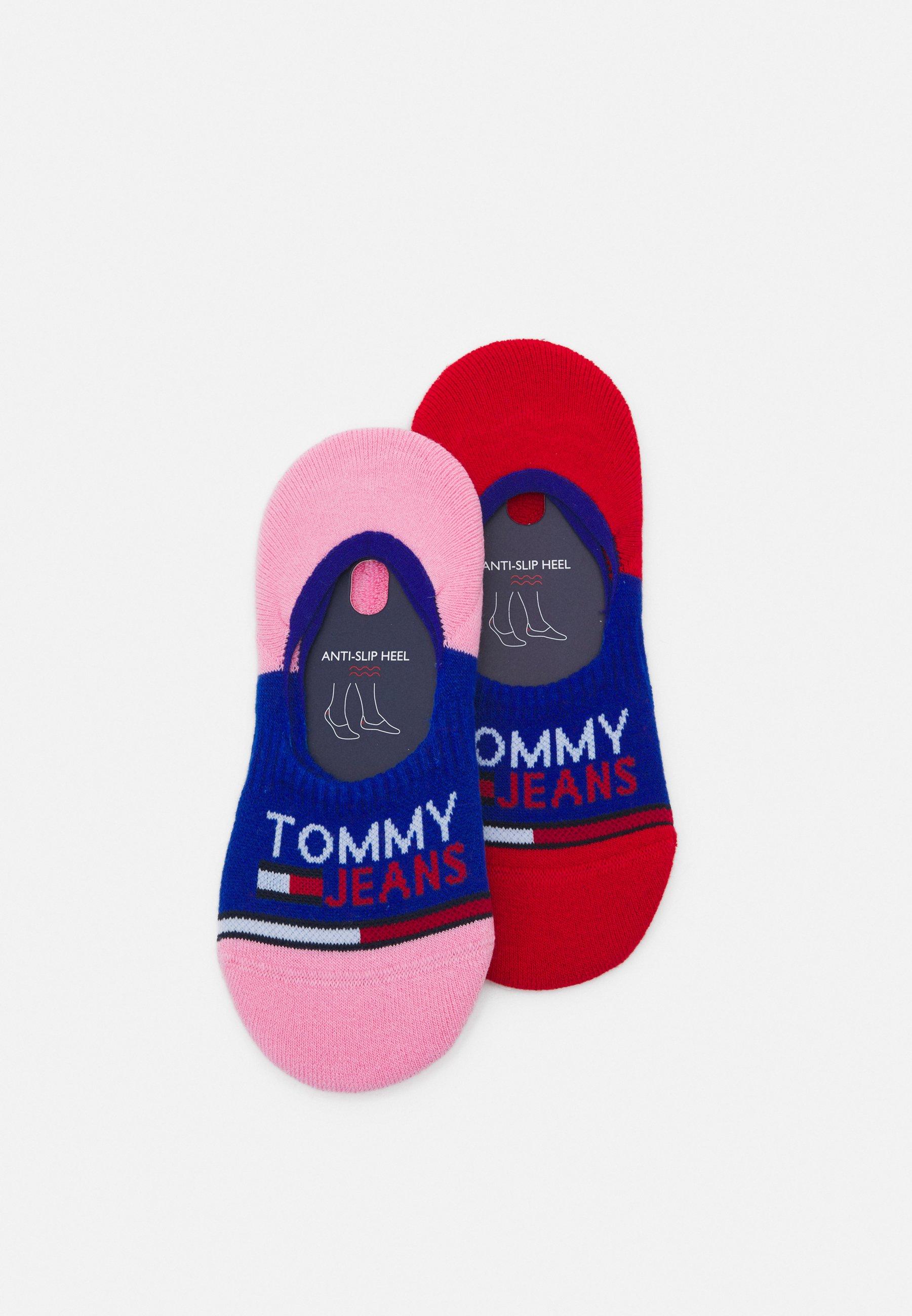 Women NO SHOW MID CUT SOCKS 2 PACK UNISEX - Trainer socks