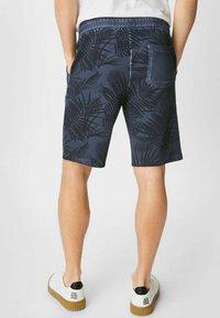 C&A - Shorts - dark blue - 1