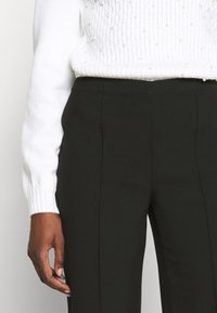 Mads Nørgaard - RECYCLED SPORTINA PIRLA - Trousers - black - 4
