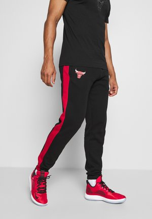CHICAGO BULLS NBA LOGO - Club wear - black
