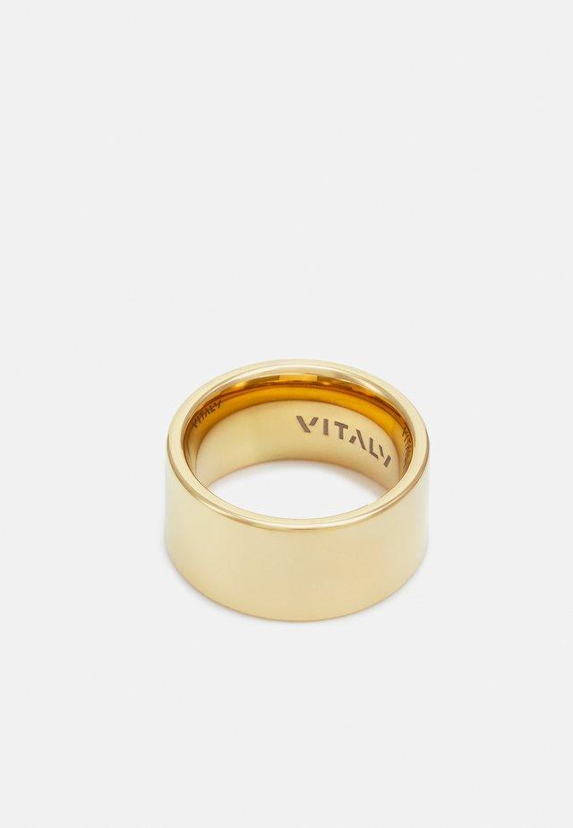 CONDUIT - Prsten - gold-coloured