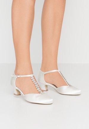 ALVA - Chaussures de mariée - ivory