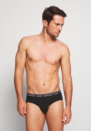 ONE HIP BRIEF - Briefs - black