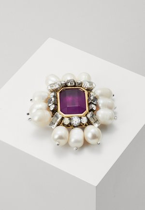 BROOCH - Other - violet