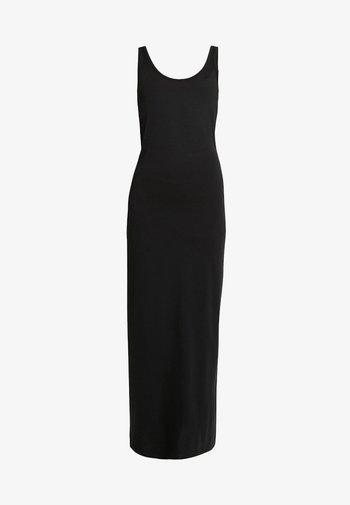 VMNANNA ANCLE DRESS - Vestido largo - black