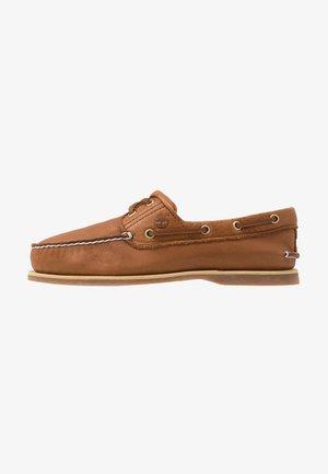 CLASSIC BOAT - Boat shoes - english tudor