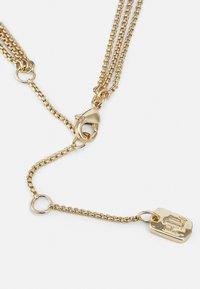 Lauren Ralph Lauren - MULTIROW COLLAR - Collier - gold-coloured/white - 1