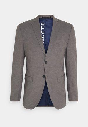 SLIM JIM FLEX - Suit jacket - light grey melange