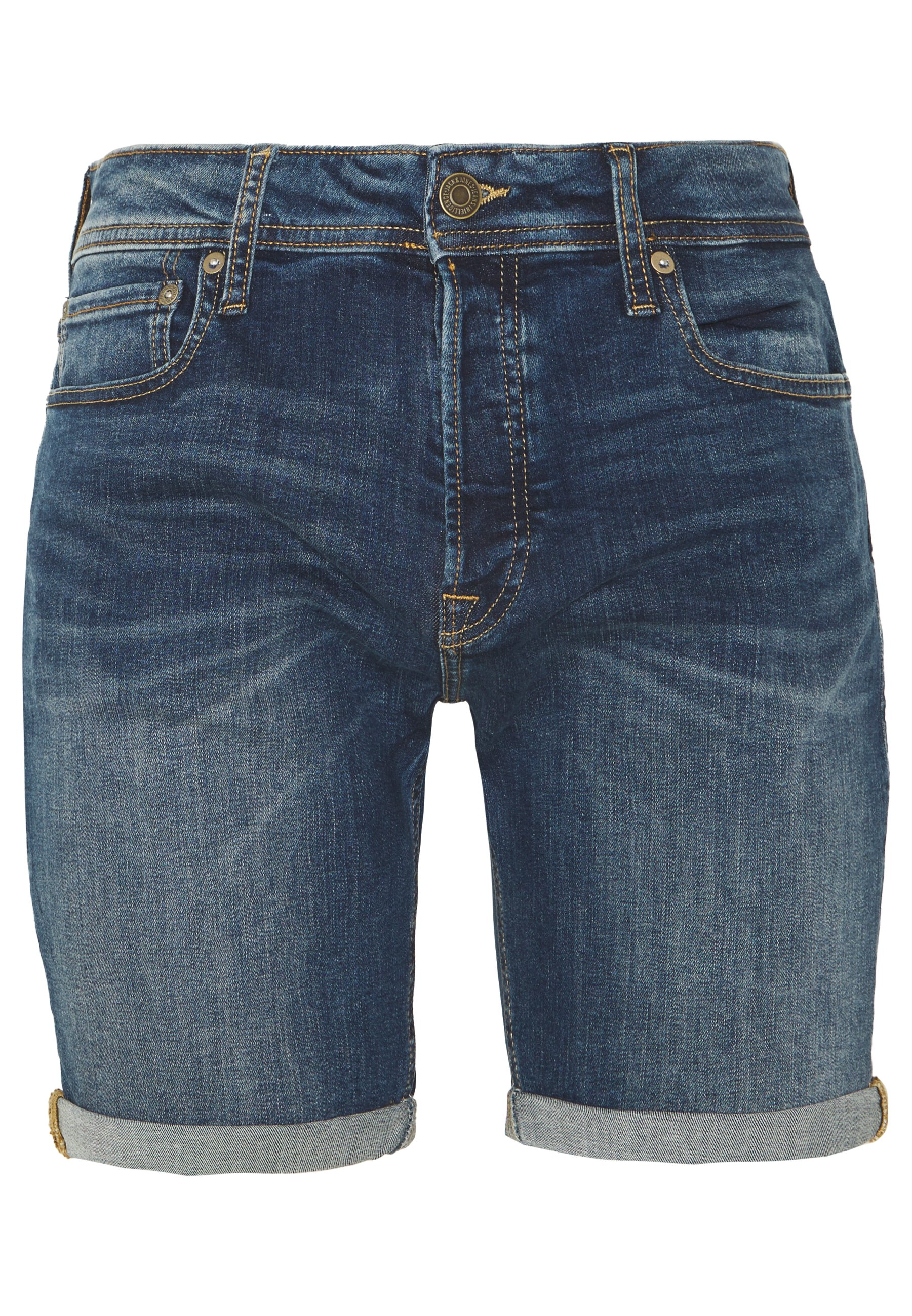 Herren JJIRICK JJORIGINAL SHORTS  - Jeans Shorts