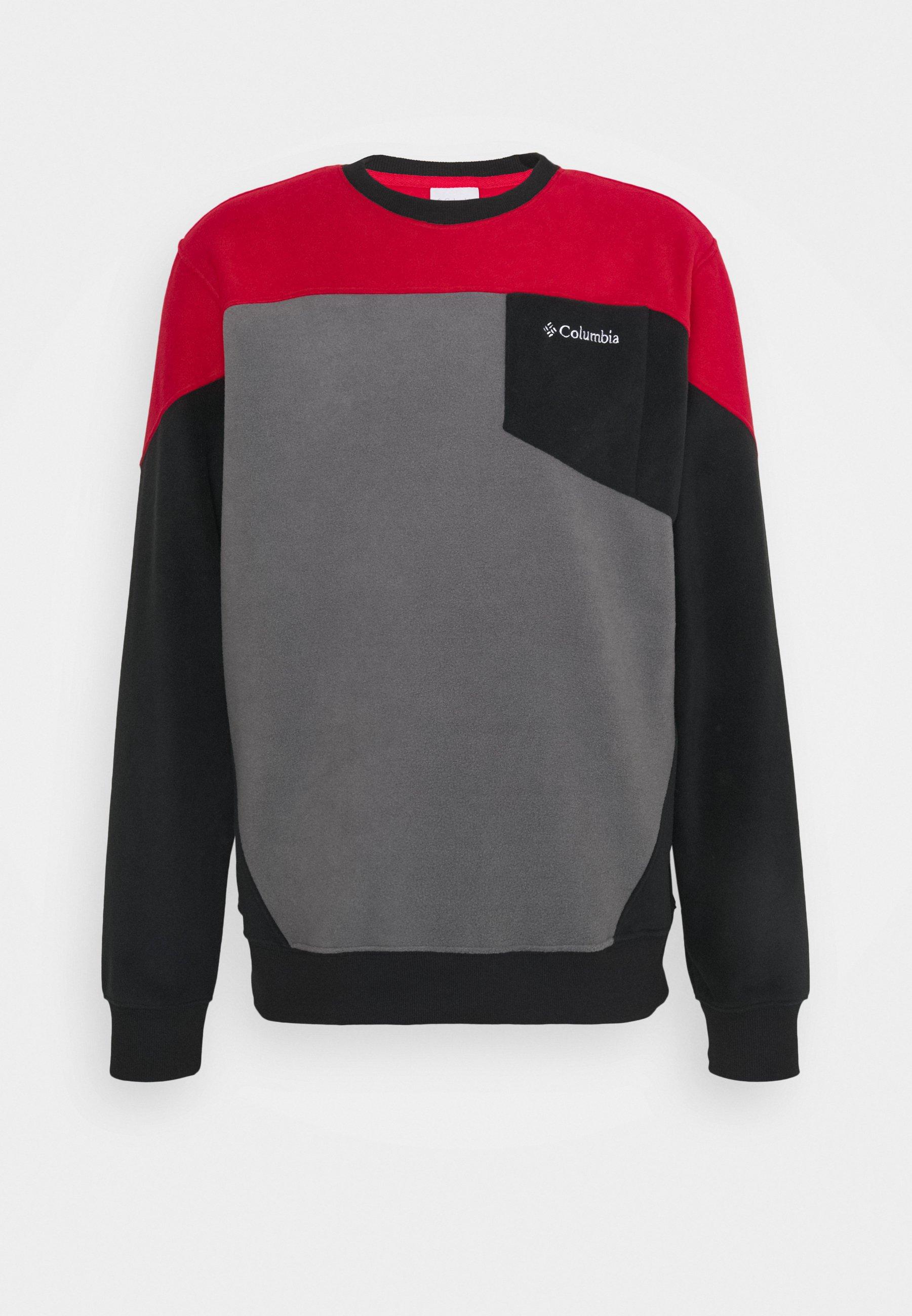 Men LODGE™ FLEECE CREW - Fleece jumper