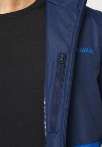Columbia - TIMBERTURNER JACKET - Snowboard jacket - bright indigo/collegiate navy - 3