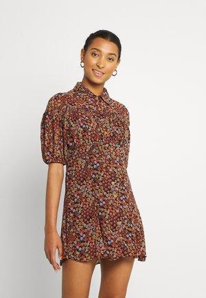 BONNIE MINI DRESS - Day dress - dusk combo