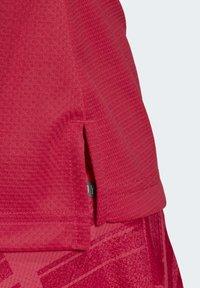 adidas Performance - TENNIS MATCH TANK TOP HEAT RDY - Polo shirt - pink - 7