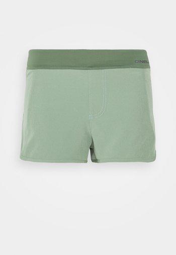 BIDART BOARD - Swimming shorts - green