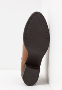 Anna Field - LEATHER - Ankle boots - cognac - 6