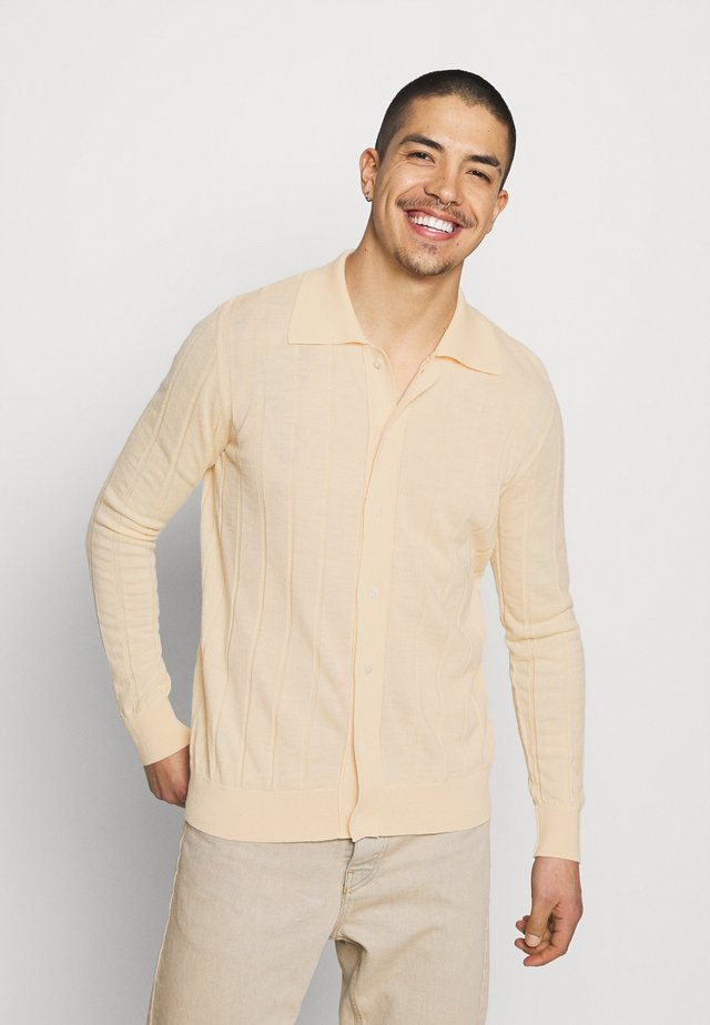 BREWER CARDIGAN - Cardigan - off-white