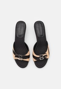 Who What Wear - RACHEL - Heeled mules - black - 5