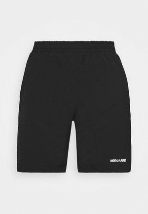 LATER RUNNER  - Shorts - black
