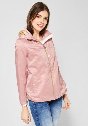 MIT KONTRASTEN - Summer jacket - pink