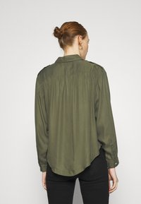 Lee - UTILITY  - Button-down blouse - olive green - 2