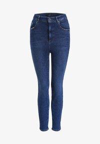 SET - Jeans Skinny Fit - darkblue denim - 5