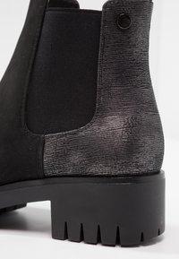 Anna Field - Kotníkové boty na platformě - black - 5