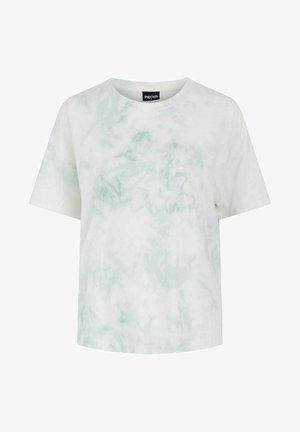 Print T-shirt - desert sage
