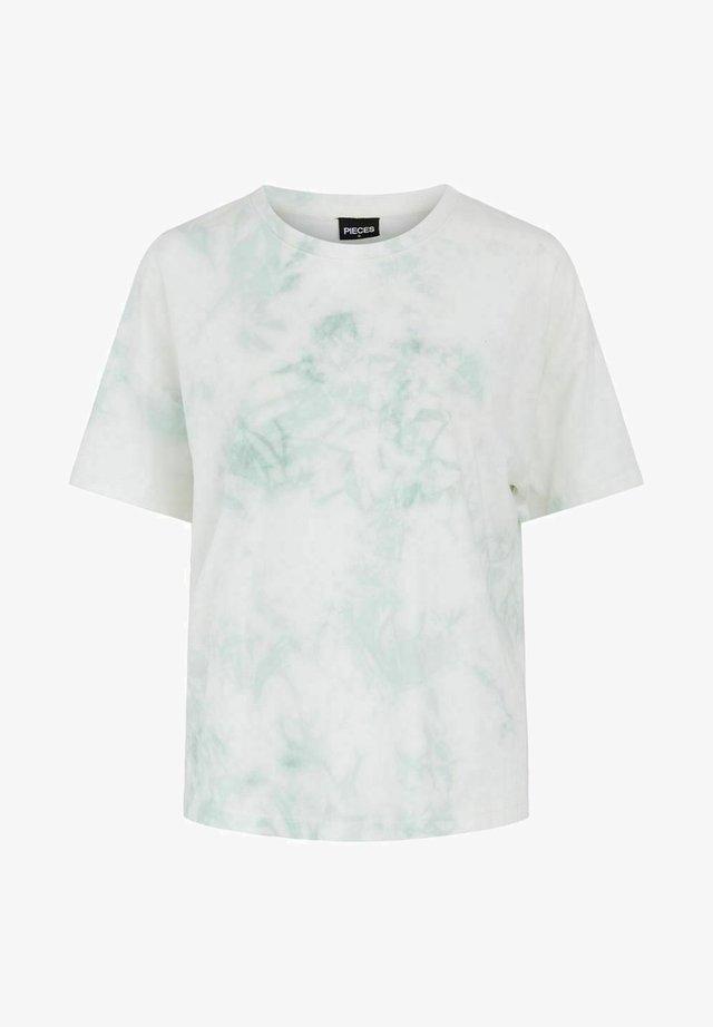 T-shirt z nadrukiem - desert sage