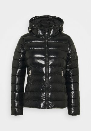 SPOUTNIC SHINY - Down jacket - black