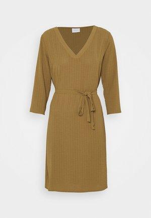 VILOVIE DRESS - Day dress - butternut