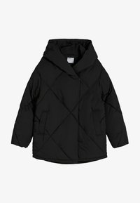 Bershka - Winter jacket - black - 4