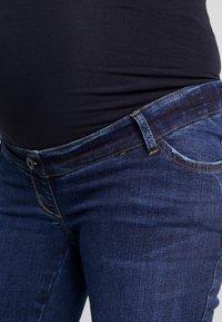 LOVE2WAIT - PANTS SOPHIA - Jeans Skinny Fit - dark wash - 5