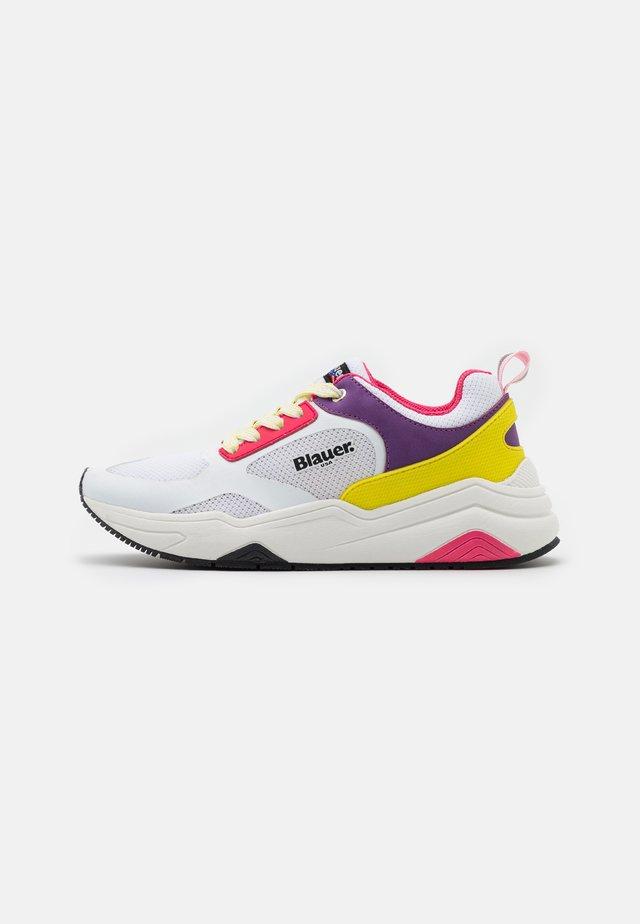 Sneakers laag - fantasy/white